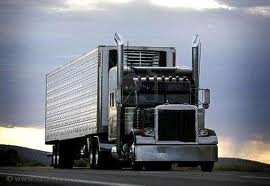 new truck driver technology