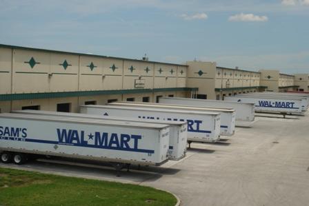 Walmart Trucking Fleet