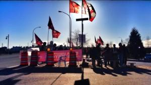 Port Metro Vancouver Strike