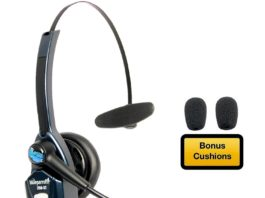BlueParrott B250-XT Bluetooth Headset