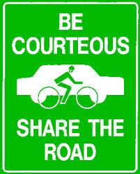 Courteous Driving Habits