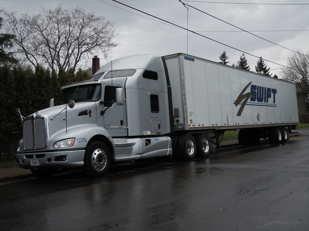 Swift Trucking Reviews >> Truck Driver Training Schools Swift Driving Academy
