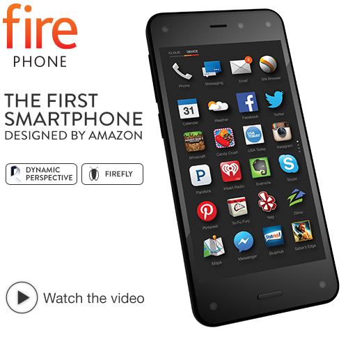 Amazon fire cell phone