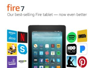 New Fire HD Tablet