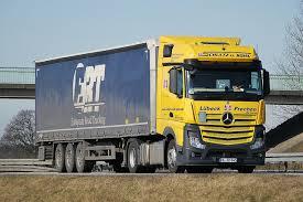 European Trucking System