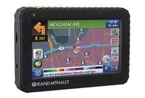 Rand McNally Intelliroute TND 520 GPS System