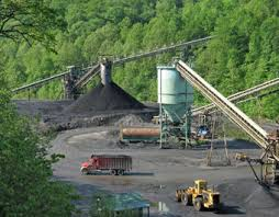 West Virginia Coal Mine