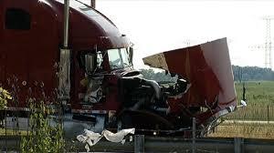 Francisco Espinal-Quiroz Semi Truck After Wreck
