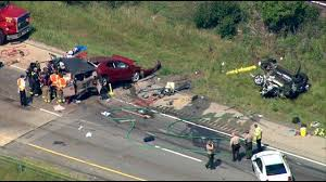 Interstate 55 Crash