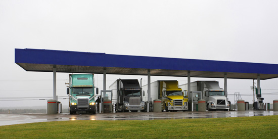 Higher Trucking Cost Fueling Industry