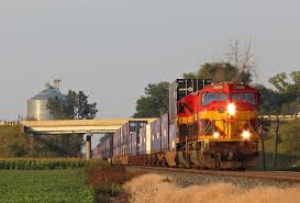 Grain And Feed Transportation By Rail