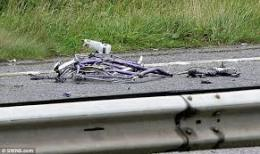 British Truck Drivers Kills Two On Bicycles