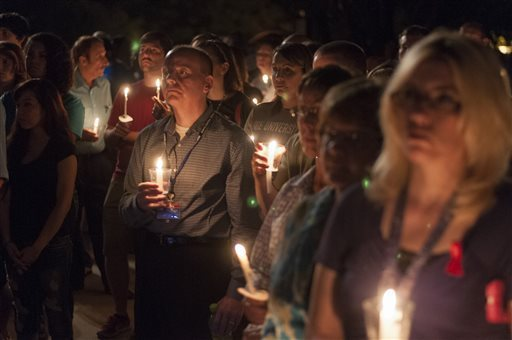 Support For Oklahoma Bus Crash Victims