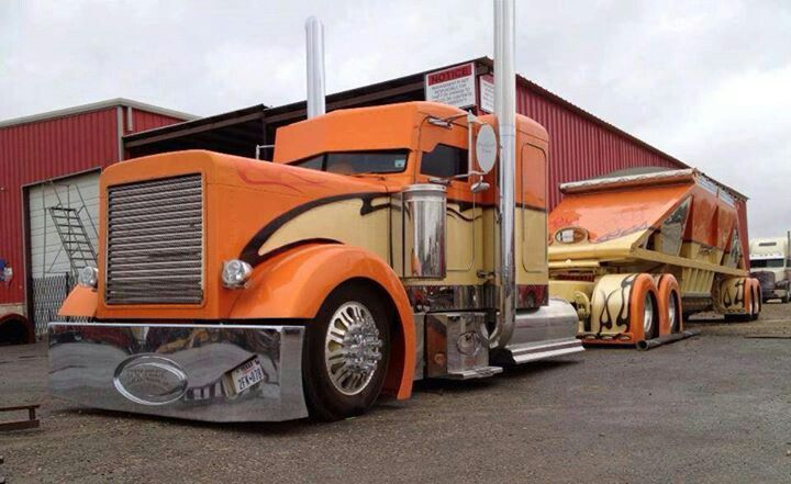 Custom Built Rigs