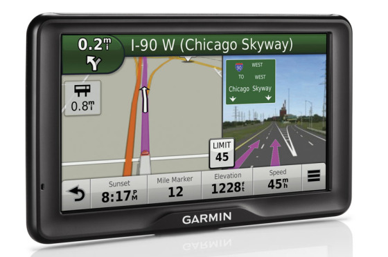 Garmin Dezl 760LMT GPS System