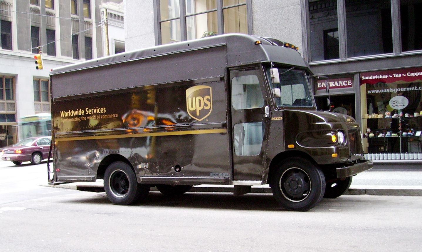 UPS Driver Caught Mishandling Package