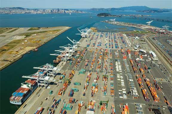 Port Of Oakland Drivers Win Settlement