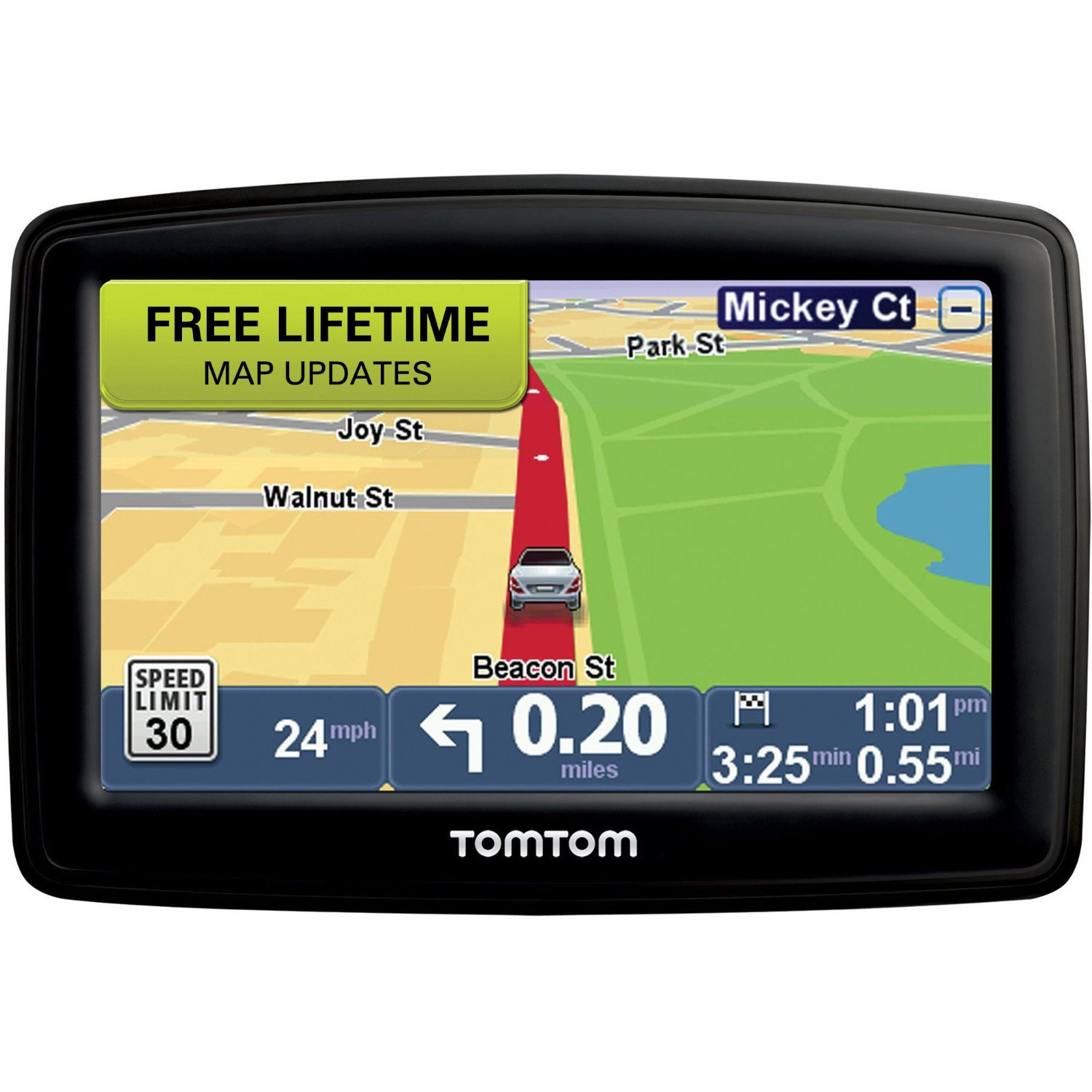 Updating tomtom gps free