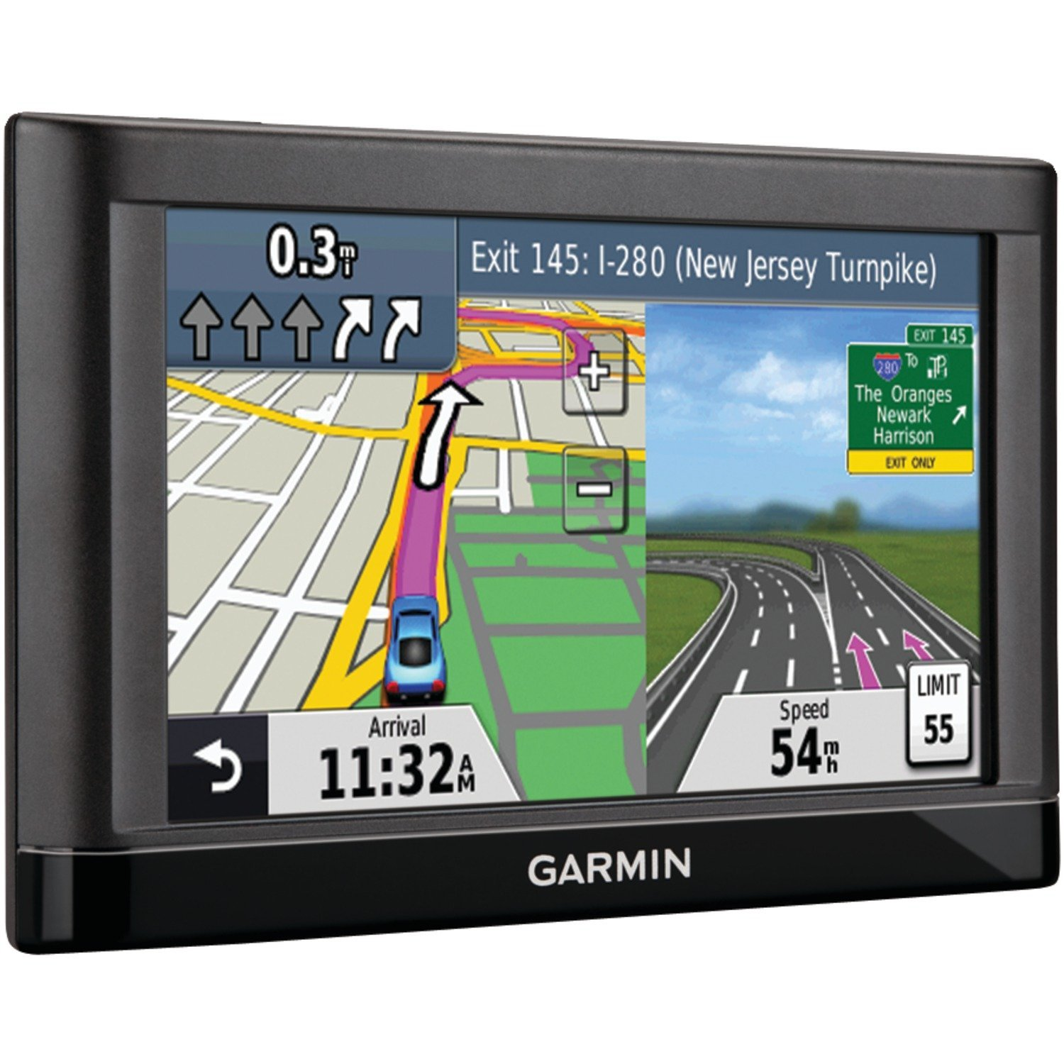 Garmin Nüvi 52LM 5-Inch Portable Vehicle GPS