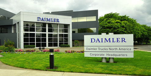 Daimler Trucks North America Virtual Technology