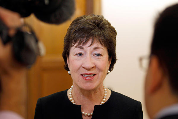 Senator Susan Collins 34 Hour Restart Rule