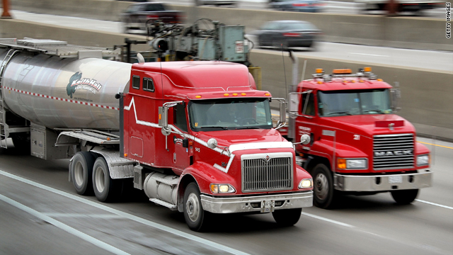 Aging Truck Drivers Is A Major Concern