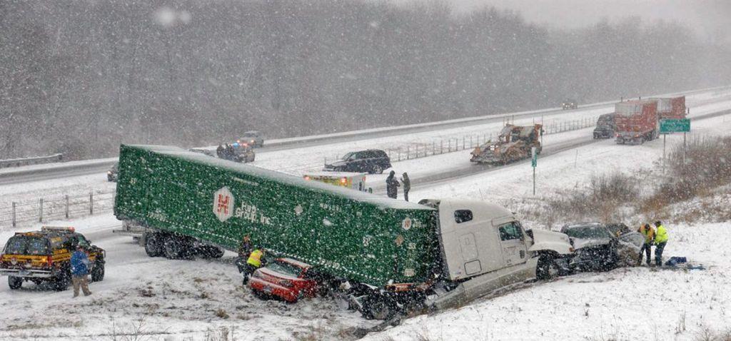 Trucking Injuries In Washington State