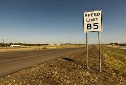 Trucking Industry Electronic Speed Limiters