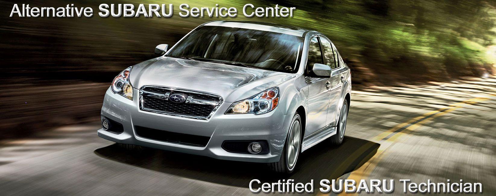 Subaru Repair - Eurobahnm