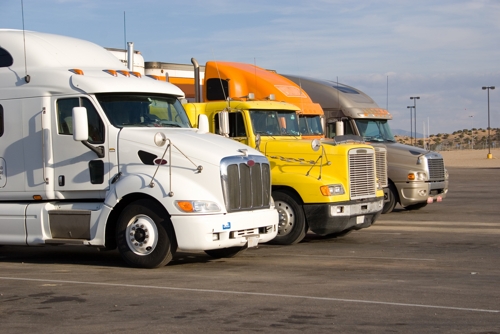 Truck Drivers Fighting Big Trucking Business