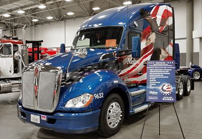The Great American Trucking Show Trucks