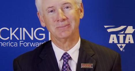 ATA President Bill Graves
