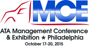 2015 ATA Management Conference Exhibition October 17th-20th 2015