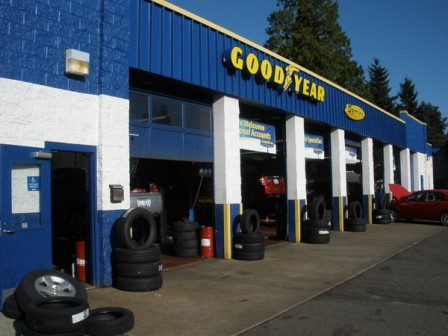 Goodyear Showing Strong Growth