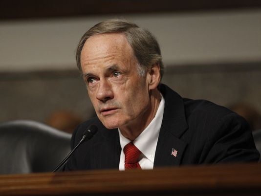 Senator Carper Wants Higher Fuel Taxes