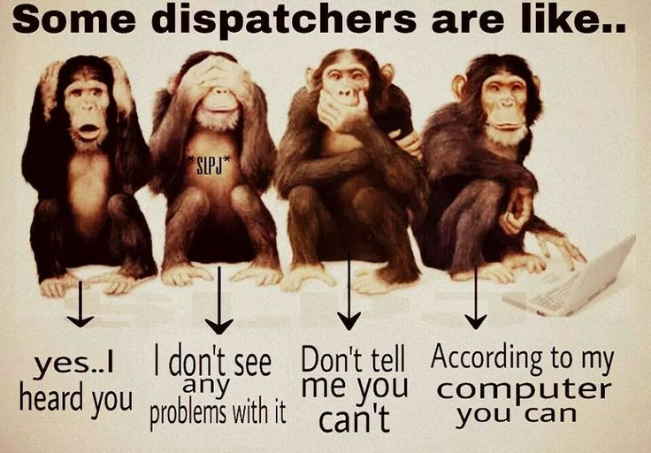 Truck Driver vs Dispatcher