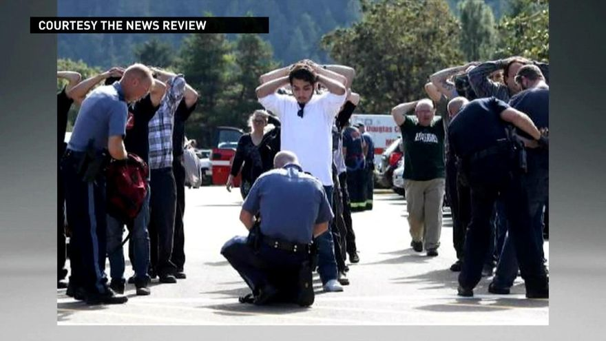 Oregon Community College Shootings 10-1-2015