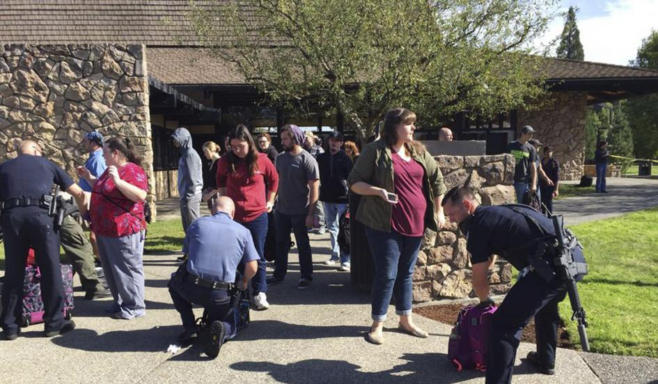 Oregon College Shootings
