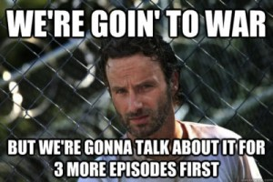 The Walking Dead Memes