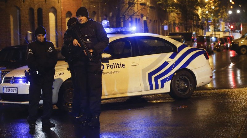 Paris Police After Attacks November 13th 2015