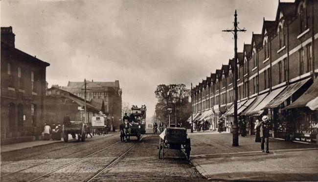 Early Roads 1900s