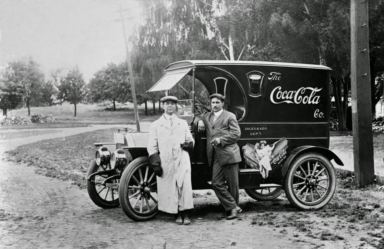 Trucking In 1910