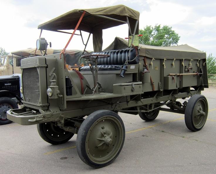 Trucking World War I