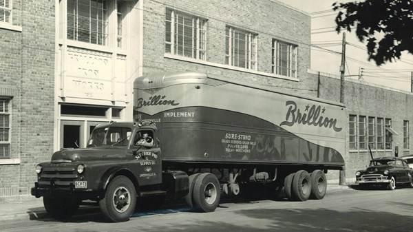 Trucking In 1900