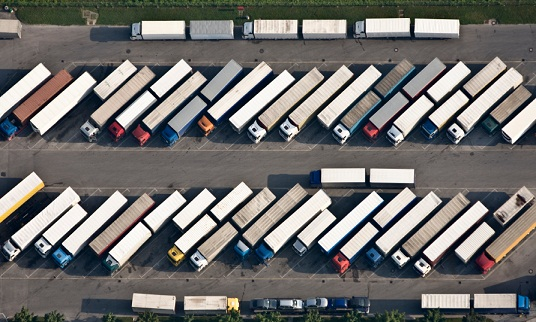 Without more parking places for big trucks, the trucking industry will see issues growing.