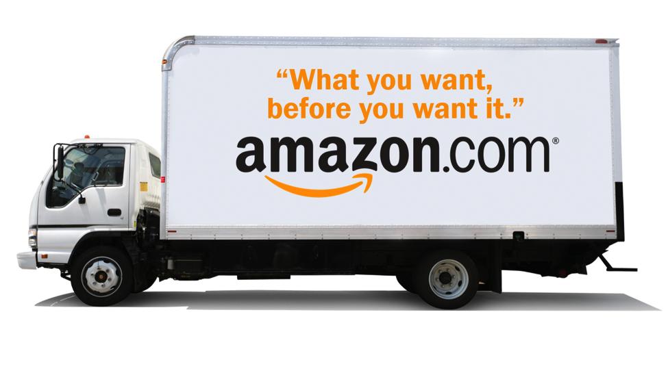 Amazon Trucking Fleet