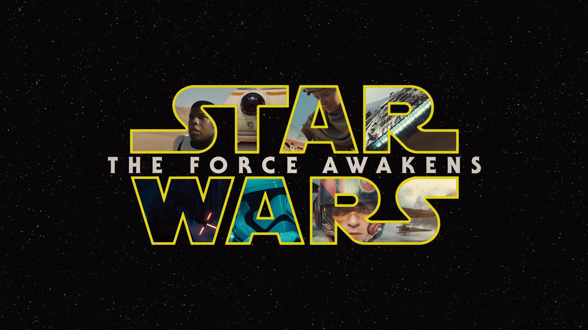 Star Wars The Force Awakens Movie
