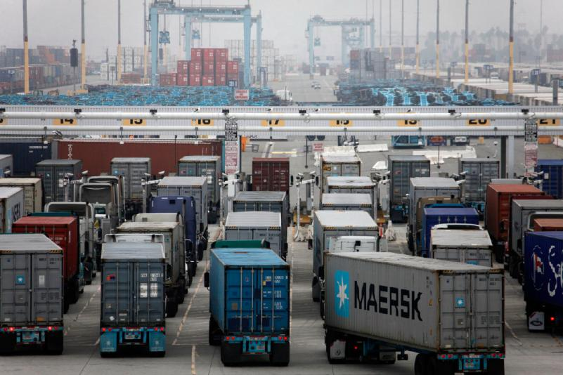 L.A. Port Drivers Win Millions