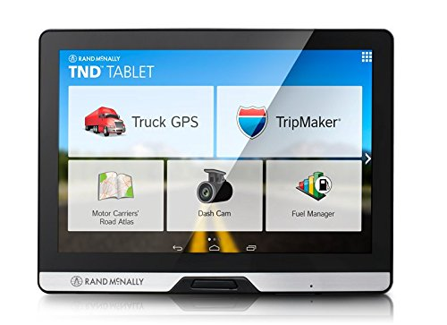 Rand McNally GPS And Tablet