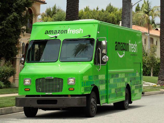 Amazon Trucking